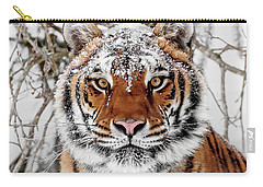 Snow Capped Siberian Carry-all Pouch