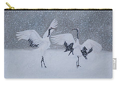 Snow Dancers Carry-all Pouch