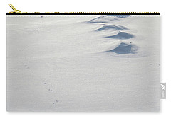 Snow Drifts Carry-all Pouch