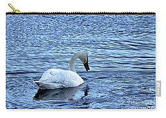 Snow Goose Carry-all Pouch