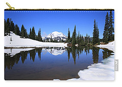 Snow In July Carry-all Pouch