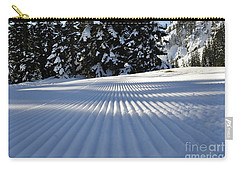 Snow Is Groovy Man Carry-all Pouch