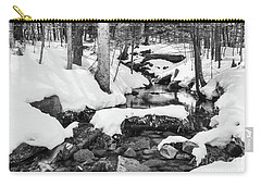 Snow Melt II Carry-all Pouch