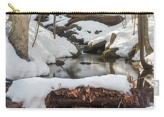 Snow Melt Carry-all Pouch