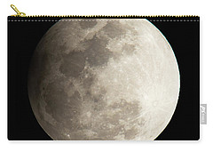 Snow Moon Carry-all Pouch