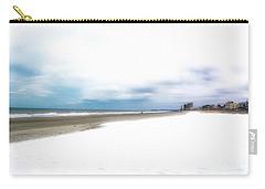 Snow On The Beach 2 Carry-all Pouch