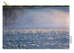 Snow Waves Carry-all Pouch