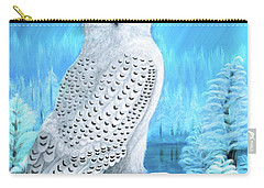 Snowy Delight Carry-all Pouch
