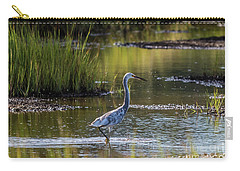 Snowy Egret X Tricolor Heron Carry-all Pouch