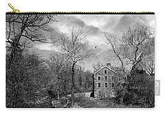Carry-all Pouch featuring the photograph Snuff by Diana Angstadt