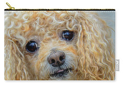 Snuggles Carry-all Pouch by Steven Richardson