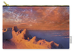 Carry-all Pouch featuring the photograph So It Begins by Phil Koch