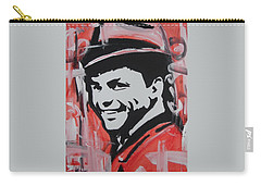 So Sinatra Carry-all Pouch