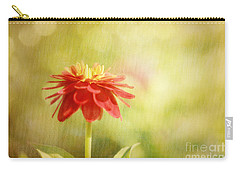 Soaking Up The Sun Carry-all Pouch by Beve Brown-Clark Photography