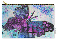 Soar Butterfly Carry-all Pouch