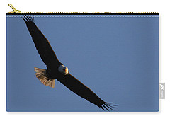Soaring Eagle Carry-all Pouch by Brook Burling