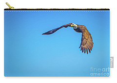Soaring Eagle Carry-all Pouch by John Roberts