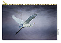 Soaring Egret Carry-all Pouch