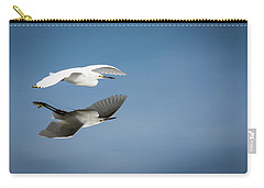 Soaring Over Still Waters Carry-all Pouch