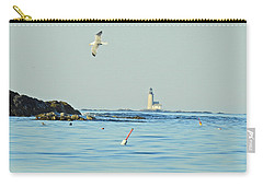 Soaring Seagull Carry-all Pouch