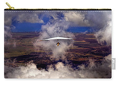 Soaring Through The Clouds Carry-all Pouch