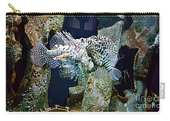 Socializing Fish Carry-all Pouch