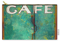 Soco Cafe Doors Carry-all Pouch