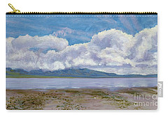 Soda Lake After The Storm Carry-all Pouch