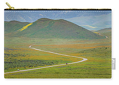 Soda Lake Road Carry-all Pouch