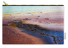 Carry-all Pouch featuring the photograph Soda Water by Jeffrey Jensen