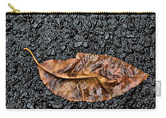 Sodden Leaf Carry-all Pouch