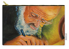 Sofer Stam Carry-all Pouch by Itzhak Richter