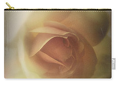 Soft And Peachy Carry-all Pouch by Lynn Bolt
