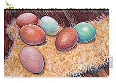 Soft Eggs Carry-all Pouch
