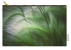 Soft Grass Carry-all Pouch