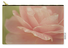 Carry-all Pouch featuring the photograph Soft Harmony by The Art Of Marilyn Ridoutt-Greene