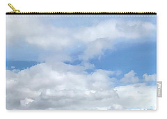 Soft Heavenly Clouds Carry-all Pouch