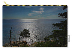 Soft Light On Otter Point Carry-all Pouch