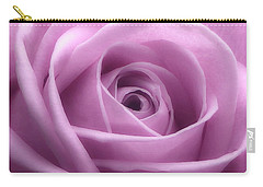 Soft Pink Beauty 3 Carry-all Pouch