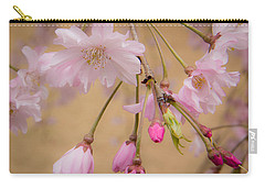 Soft Spring Blossoms Carry-all Pouch