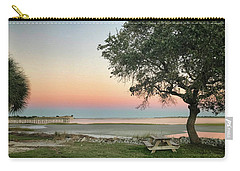 Soft Sunset Carry-all Pouch