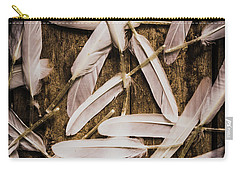 Soft Symbol Of Peace And Hope Carry-all Pouch