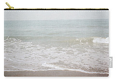 Soft Waves- Art By Linda Woods Carry-all Pouch