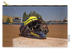 Softball Catcher Helmet Carry-all Pouch