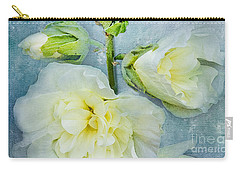 Carry-all Pouch featuring the photograph Softly by Betty LaRue