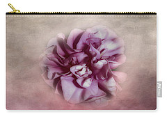 Carry-all Pouch featuring the photograph Softly Pink by Judy Hall-Folde