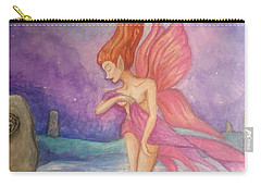 Softly,on The Wings Of Night Carry-all Pouch