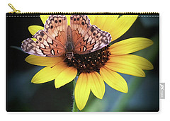 Softness In Nature Carry-all Pouch by Elaine Malott