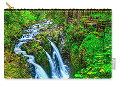 Sol Duc Falls Carry-all Pouch