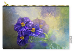 Solanum Carry-all Pouch by Eva Lechner